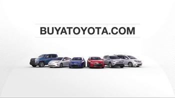 Toyota TV Spot, 'Fun, Easy & Hassle-Free' - Thumbnail 7