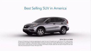 2016 Honda CR-V LX TV Spot, 'Dogs With Wheels' - Thumbnail 8