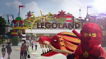 LEGOLAND TV Spot, 'Ninjago World' - Thumbnail 1