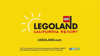 LEGOLAND TV Spot, 'Ninjago World' - Thumbnail 3