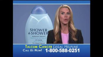 Slack & Davis, LLP TV Spot, 'Talcum Cancer Legal Helpline' - Thumbnail 2