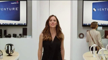 Capital One Venture Card TV Spot, 'The Mall' Featuring Jennifer Garner - Thumbnail 5