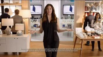 Capital One Venture Card TV Spot, 'The Mall' Featuring Jennifer Garner - Thumbnail 7