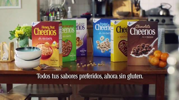 Cheerios TV Spot, 'Sin Gluten' [Spanish] - Thumbnail 10