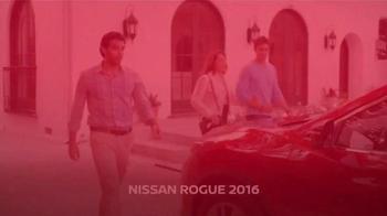 2016 Nissan Rogue TV Spot, 'La tecnología de NissanConnect' [Spanish] - Thumbnail 1