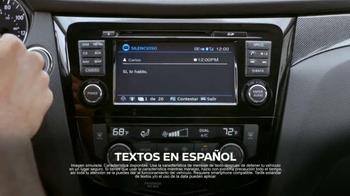 2016 Nissan Rogue TV Spot, 'La tecnología de NissanConnect' [Spanish] - Thumbnail 3