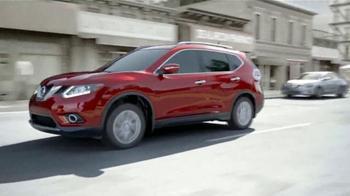 2016 Nissan Rogue TV Spot, 'La tecnología de NissanConnect' [Spanish] - Thumbnail 4