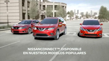 2016 Nissan Rogue TV Spot, 'La tecnología de NissanConnect' [Spanish] - Thumbnail 5
