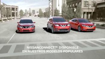 2016 Nissan Rogue TV Spot, 'La tecnología de NissanConnect' [Spanish] - Thumbnail 6