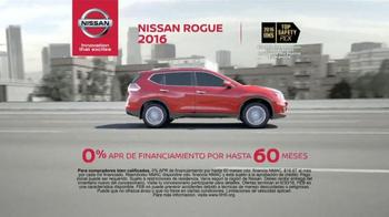 2016 Nissan Rogue TV Spot, 'La tecnología de NissanConnect' [Spanish] - Thumbnail 7