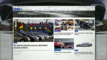 Univision Autos TV Spot, 'Página de autos' [Spanish] - Thumbnail 10