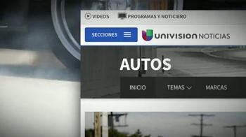 Univision Autos TV Spot, 'Página de autos' [Spanish] - Thumbnail 2