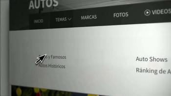 Univision Autos TV Spot, 'Página de autos' [Spanish] - Thumbnail 3