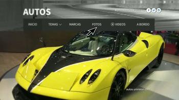 Univision Autos TV Spot, 'Página de autos' [Spanish] - Thumbnail 4