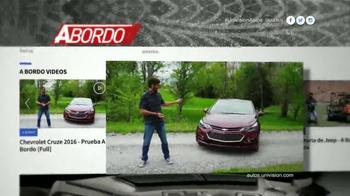 Univision Autos TV Spot, 'Página de autos' [Spanish] - Thumbnail 5