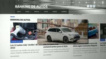 Univision Autos TV Spot, 'Página de autos' [Spanish] - Thumbnail 6