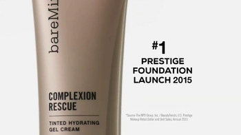 Bare Minerals Complexion Rescue Tinted Gel Cream TV Spot Ft. Shanina Shaik - Thumbnail 1