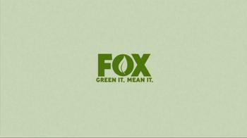 FOX TV Spot, 'Green It. Mean It.' Featuring Jada Pinkett Smith - Thumbnail 1