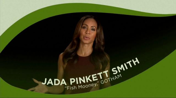 FOX TV Spot, 'Green It. Mean It.' Featuring Jada Pinkett Smith