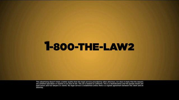 Walker & Walker Attorney Network TV Spot, 'Injured' - Thumbnail 3