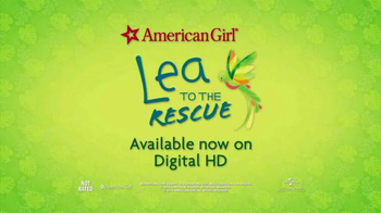 American Girl: Lea to the Rescue Home Entertainment TV Spot - Thumbnail 5
