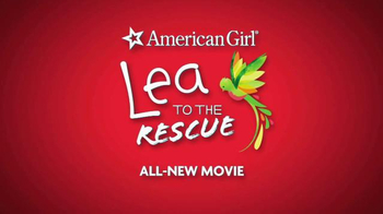 American Girl: Lea to the Rescue Home Entertainment TV Spot - Thumbnail 2