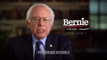 Bernie 2016 TV Spot, 'Tuition-Free College' - Thumbnail 9