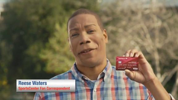 Bank of America BankAmericard TV Spot, 'ESPN: SportsCenter' Ft Reese Waters - Thumbnail 2