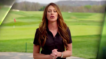 USGA TV Spot, 'Game of a Lifetime' Featuring Holly Sonders - Thumbnail 6