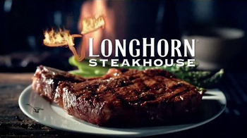 Longhorn Steakhouse Grilled Tastes of Summer TV Spot, 'Nothing Better'