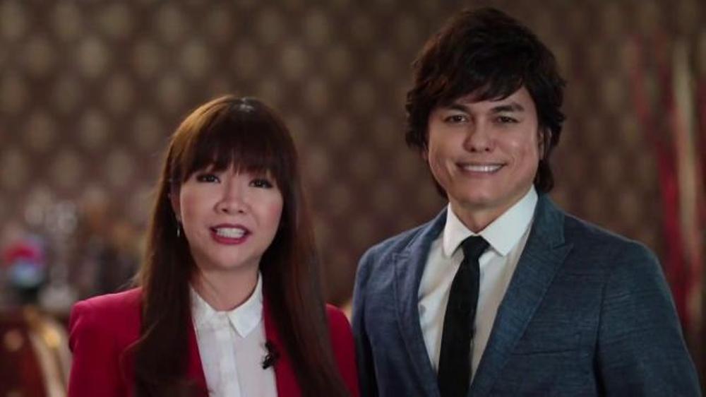 Joseph Prince TV Commercial, 'Grace Revolution Partnership'