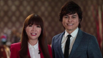 Joseph Prince TV Spot, 'Grace Revolution Partnership'
