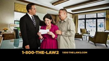 Walker & Walker Attorney Network TV Spot, 'Accidents'