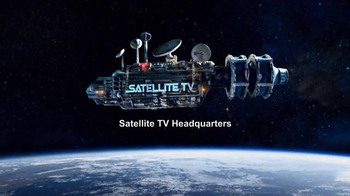 Time Warner Cable TV Spot, 'Satellite TV Headquarters' Feat. Kevin Nealon - Thumbnail 3