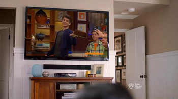 Time Warner Cable Enhanced DVR TV Spot, 'Back & Forth' - Thumbnail 2