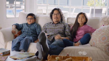 Time Warner Cable Enhanced DVR TV Spot, 'Back & Forth'