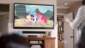 Time Warner Cable Enhanced DVR TV Spot, 'Back & Forth' - Thumbnail 6