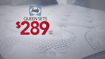 Sleepy's One Day Mattress Sale TV Spot, 'Mattress Sets and Boxspring' - Thumbnail 5