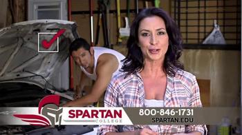 Spartan College of Aeronautics and Technology TV Spot, 'Career Ready' - Thumbnail 3