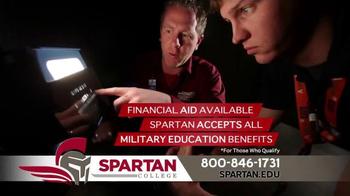 Spartan College of Aeronautics and Technology TV Spot, 'Career Ready' - Thumbnail 4