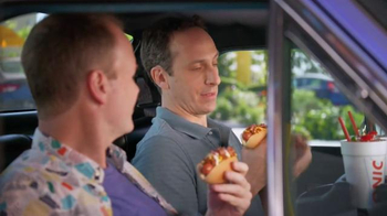 Sonic Drive-In $5 Boom Box TV Spot, 'Three Things in One' - Thumbnail 5