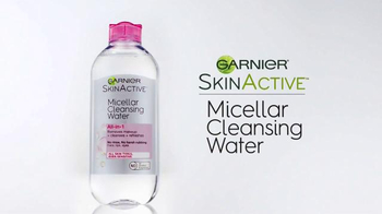 Garnier SkinActive Micellar Cleansing Water TV Spot, 'A Different Way' - Thumbnail 10
