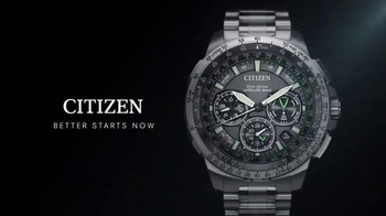 Citizen Watch Promaster Navihawk GPS TV Spot, 'Be Bold' - Thumbnail 8