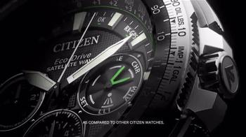 Citizen Watch Promaster Navihawk GPS TV Spot, 'Be Bold' - Thumbnail 4