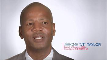 Raytheon TV Spot, 'Veteran Stories: Jerome J.T. Taylor'