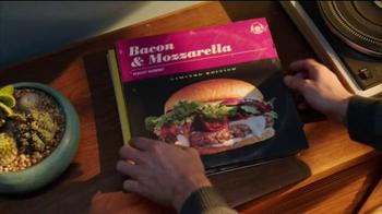 Wendy's Bacon Mozzarella Burger TV Spot, 'The Bacon Mozzarella Experience' - Thumbnail 1