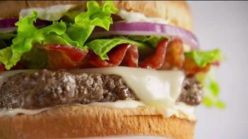 Wendy's Bacon Mozzarella Burger TV Spot, 'The Bacon Mozzarella Experience' - Thumbnail 5