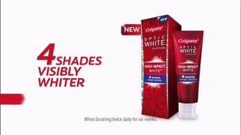 Colgate Optic White High Impact White TV Spot, 'Beyond' Feat. Cassadee Pope - Thumbnail 4