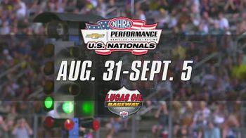 NHRA TV Spot, '2016 Performance US Nationals'