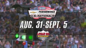 NHRA TV Spot, '2016 Performance US Nationals' - Thumbnail 5